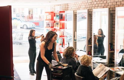 Rossanos hair and beauty, Ballyshannon, Sligo, Donegal